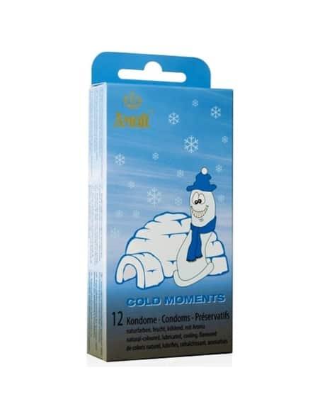 Preservativos Cold Moments - 12 Unidades - PR2010323546