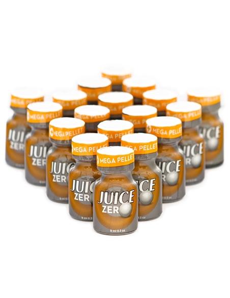 Pack Com 18 Juice Zero Poppers 9ml - 9ml - PR2010334028