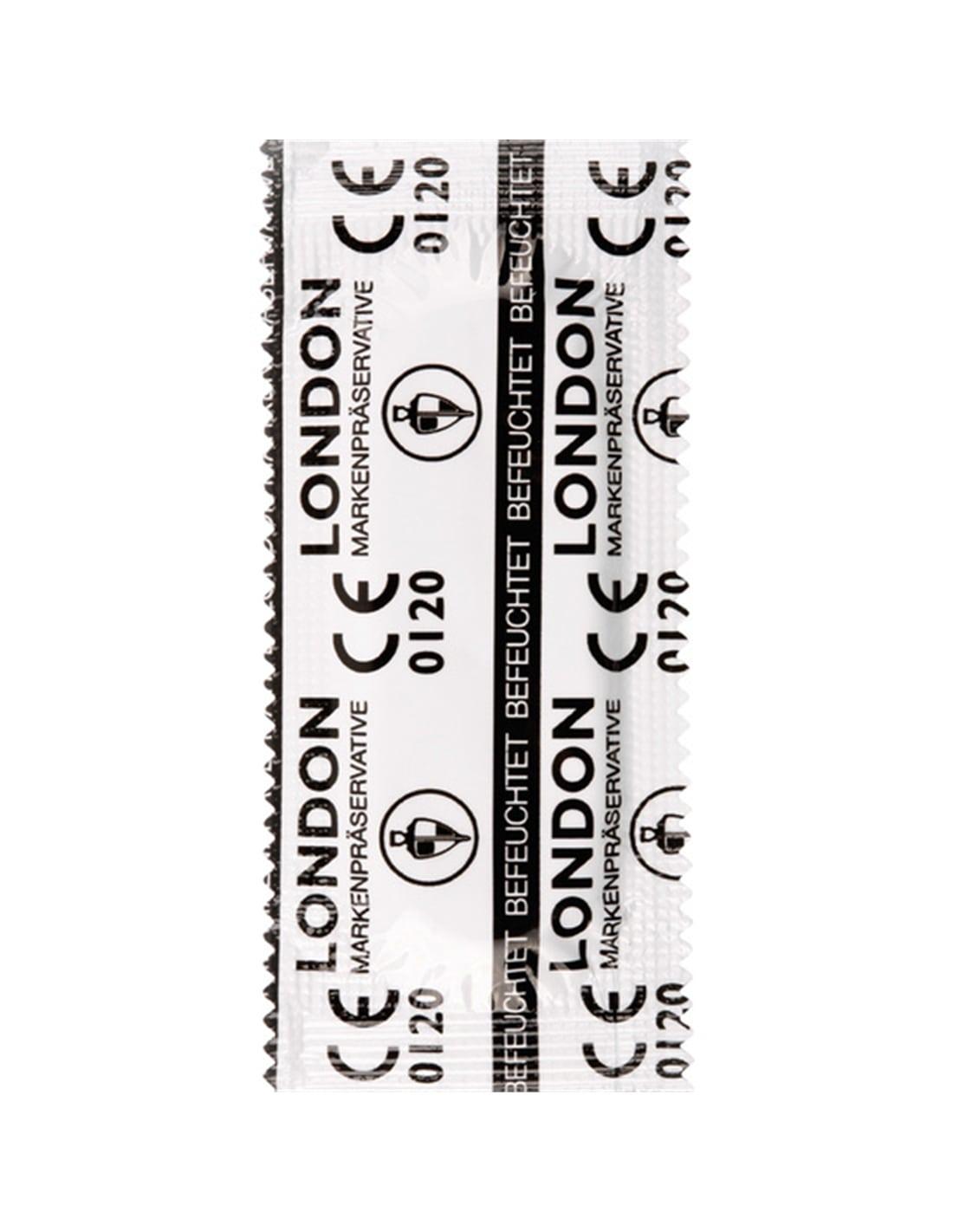 32338 - Preservativos London wet - 100 Unidades-DO29002597