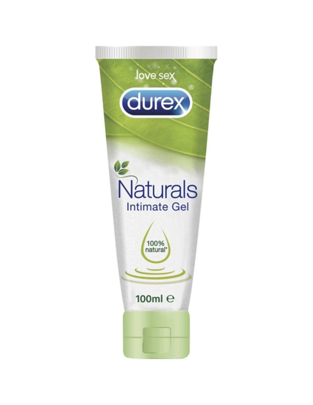 42488 - Durex Lubricante Íntimo Naturals 100 Ml-PR2010344218