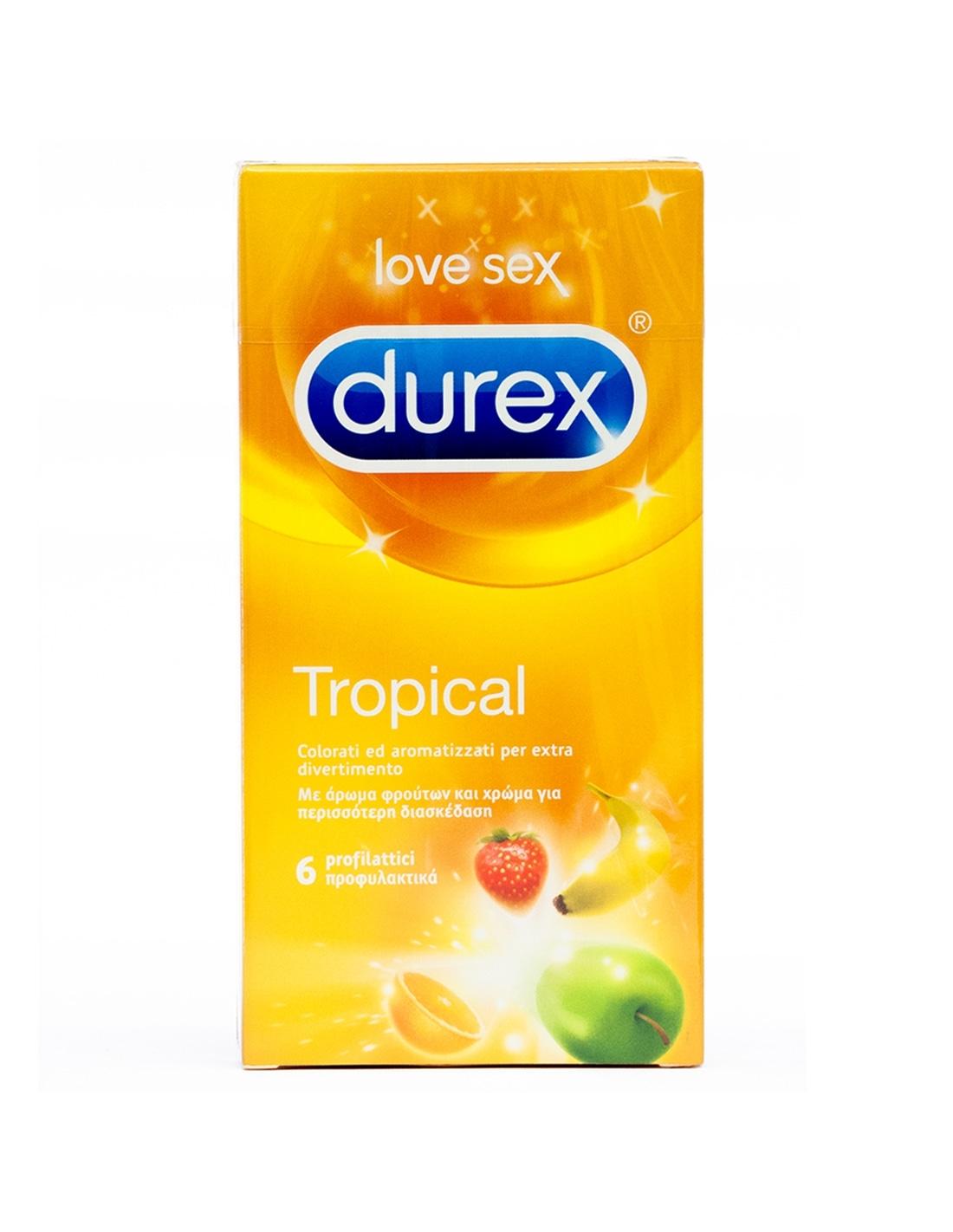PR2010333979 - Preservativos Durex Tropical - 6 Unidades-PR2010333979