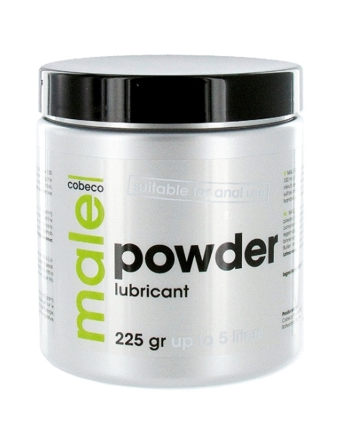 Lubrificante À Base de Água Male Powder 225Gr - PR2010314274