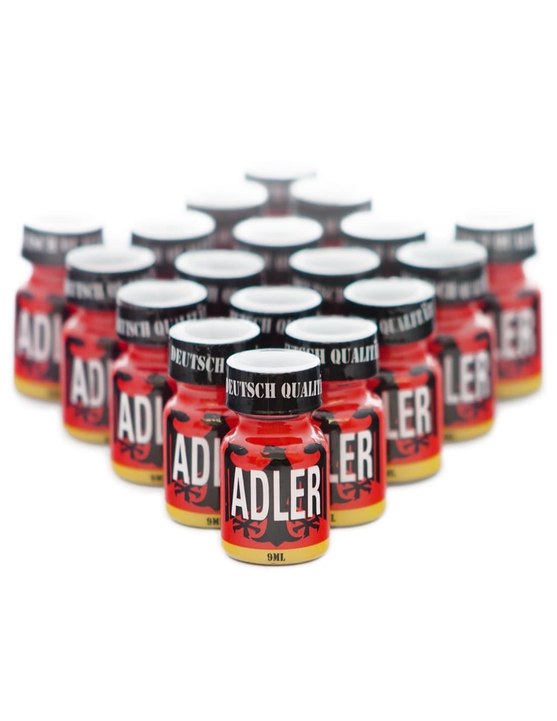 Pack com 18 Adler Poppers - 9ml - PR2010334023